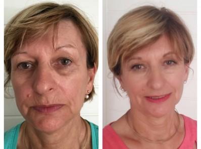 Relooking maquillage, conseil coiffure et colorimétrie,