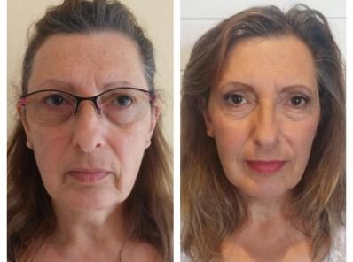Relooking maquillage et colorimétrie
